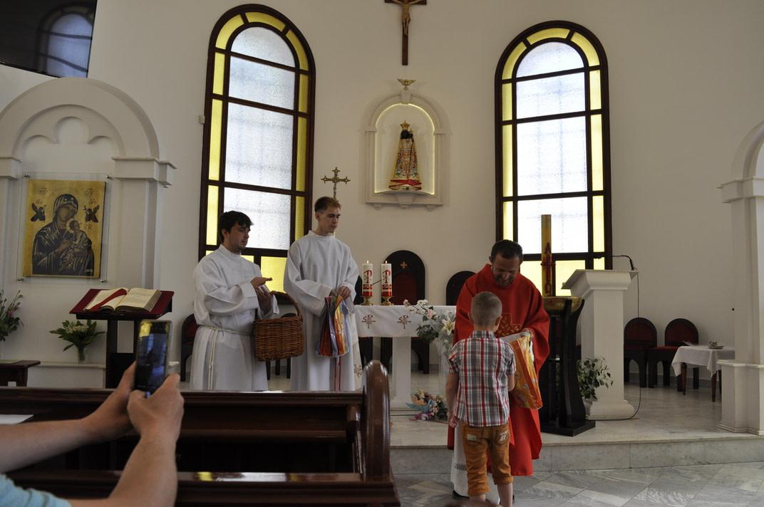 Праздник Пятидесятницы и окончание Воскресной школы 2020-2021 19