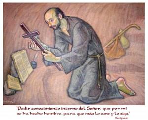 31 июля. Святой Игнатий Лойола, священник. Память 8