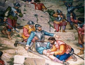 31 июля. Святой Игнатий Лойола, священник. Память 3