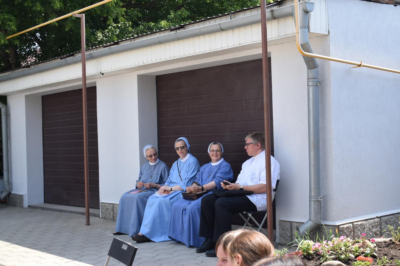 Юбилей 25-летия служения Сестер Служительниц 20
