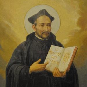 31 июля. Святой Игнатий Лойола, священник. Память 17