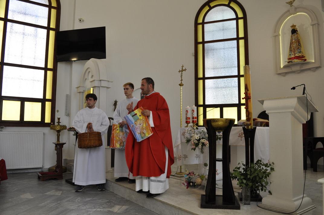 Праздник Пятидесятницы и окончание Воскресной школы 2020-2021 16