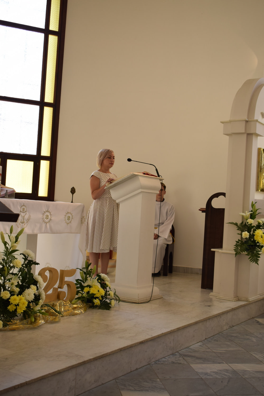 Юбилей 25-летия служения Сестер Служительниц 6
