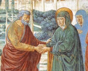 26 июля. Святые Иоаким и Анна, родители Пресвятой Девы Марии. Память 3