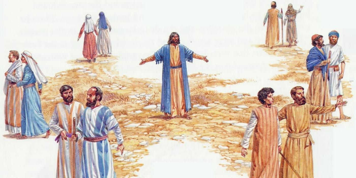 Pochemu-Iisus-posulal-propovedovat-po-dvoe