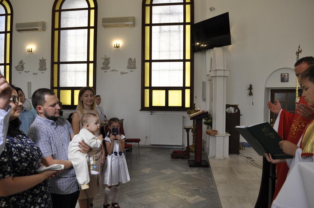 Праздник Пятидесятницы и окончание Воскресной школы 2020-2021 8