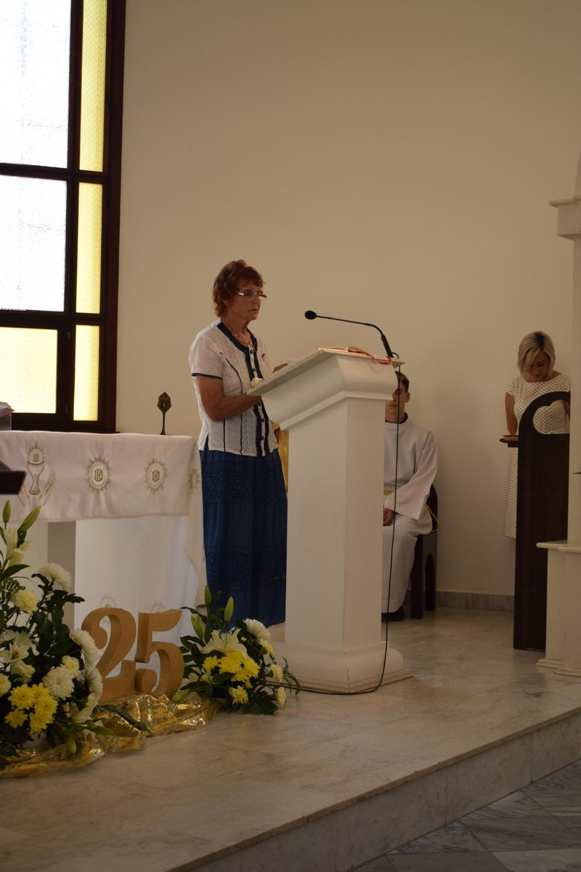 Юбилей 25-летия служения Сестер Служительниц 7