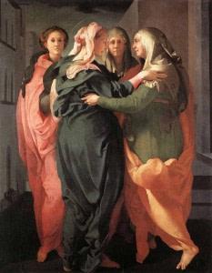 31 мая. Посещение Пресвятой Девой Марией Елизаветы. Праздник 6