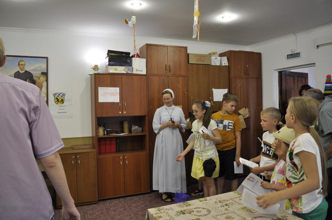 Праздник Пятидесятницы и окончание Воскресной школы 2020-2021 34