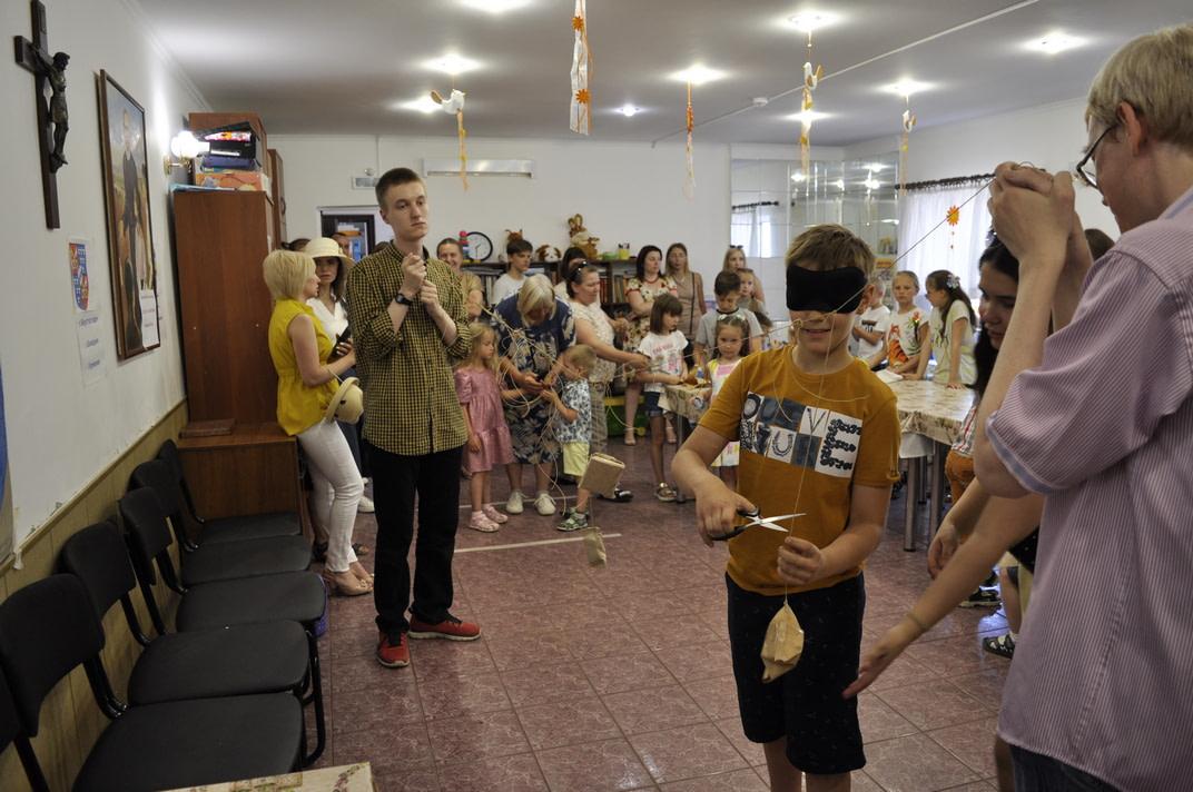 Праздник Пятидесятницы и окончание Воскресной школы 2020-2021 49