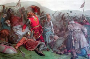 27 июля. Святой Олаф, мученик. Память 4